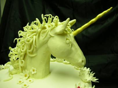 sculpturetopperunicorn